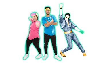 Dance-Fit_Characters