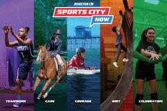 Sports City Now Poster