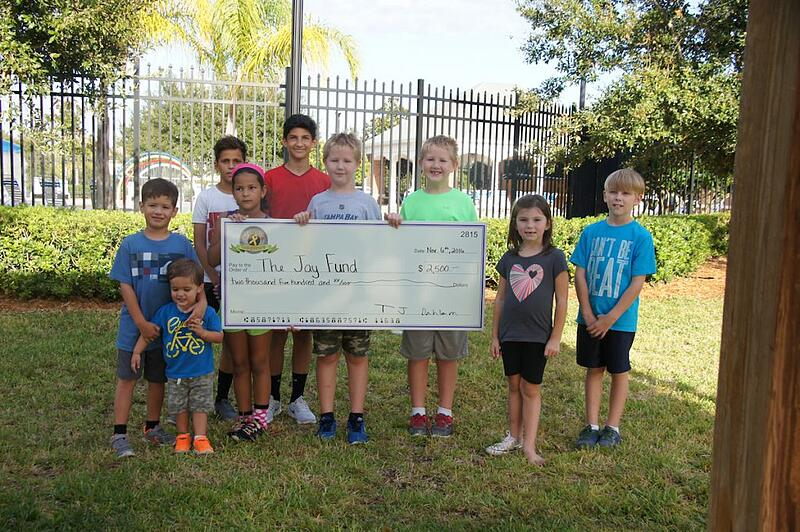 A Virtual Fun Run: How a Boosterthon Student Raised $2,500 to Fight Childhood Cancer