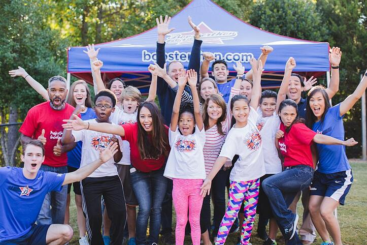 4 Reasons Why We Choose Boosterthon Every Year