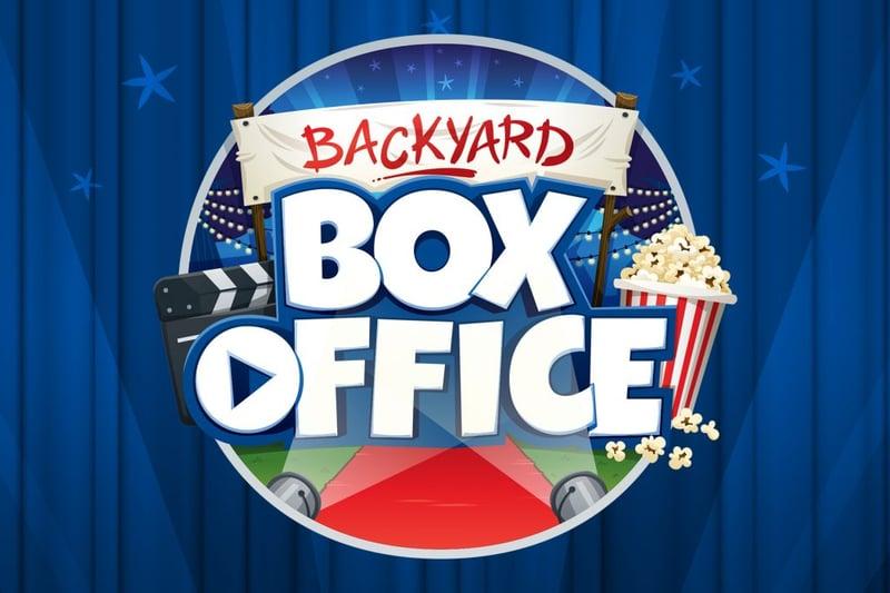 Boosterthon Backyard Box Office