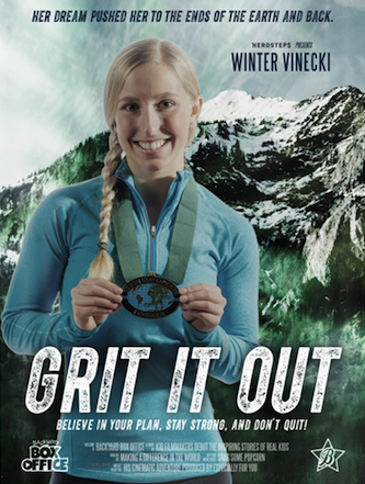 Boosterthon Grit It Out Movie Poster