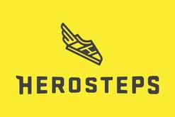 Herosteps Primary Logo