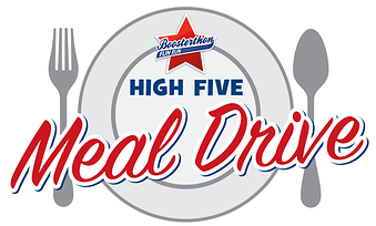 High Five Meal Drive