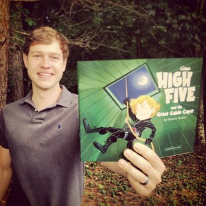 Showing off the High Five physical copy