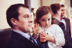 Olivia&daddy