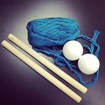 All supplies to make DIY drumsticks