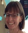 Portrait of new PTA President Cathy Ellis.