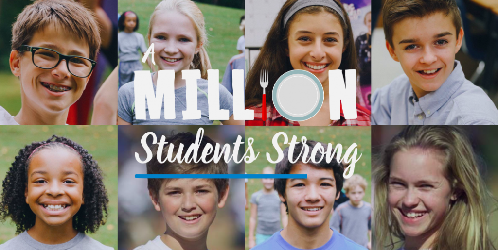 Boosterthon Giveback Initiative: A Million Students Strong
