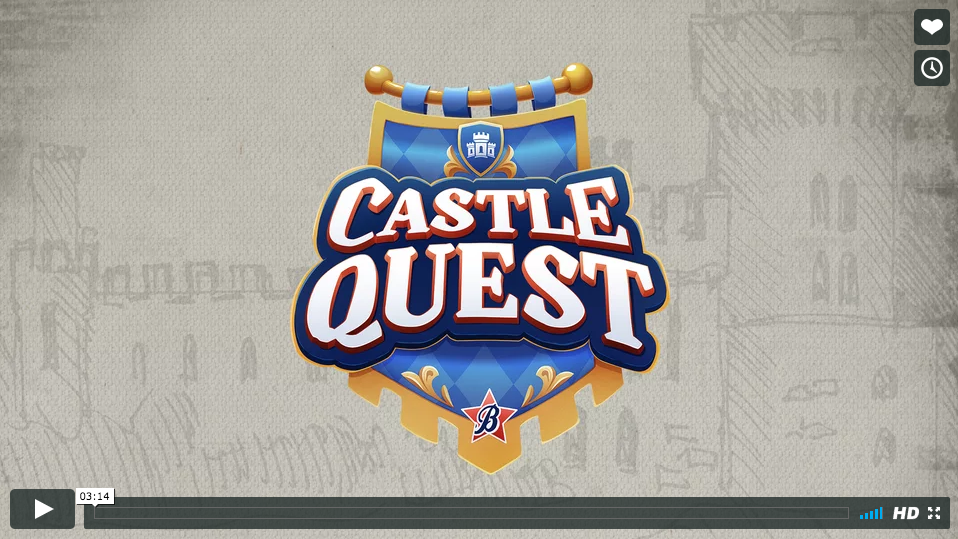 Boosterthon Castle Quest Trailer