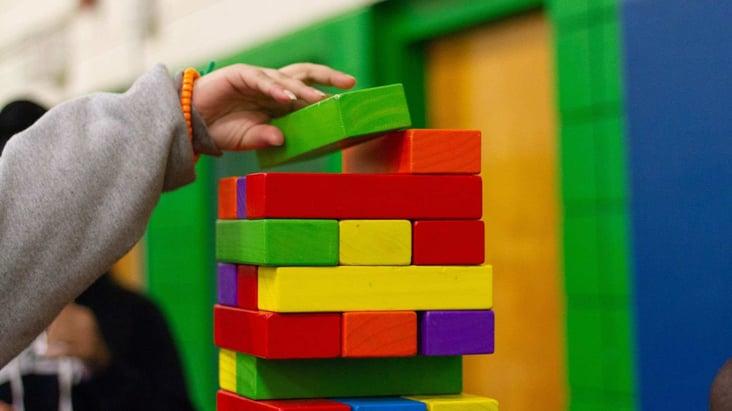 building blocks of fundraising