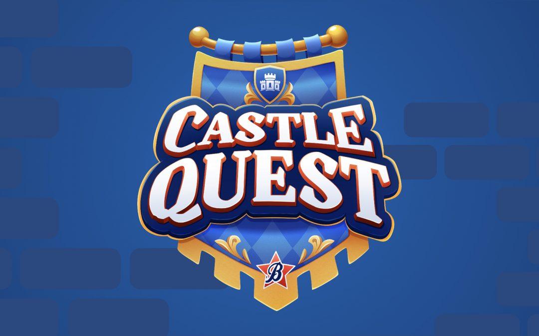 Castle Quest Logo.